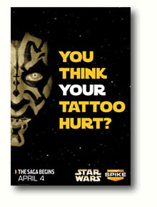 You Think Your Tattoo Hurt?  Spike TV